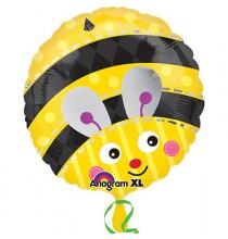 Banderole Anniversaire Abeilles Happy Bee Day