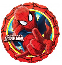 Ballon Alu Spiderman Anniversaire