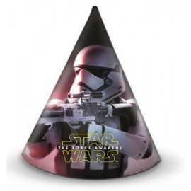 6 Chapeaux Star Wars - Guerre des étoiles