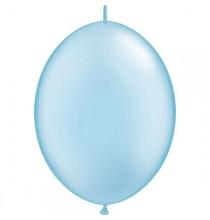 10 Ballons A Queue Pour Arche - Bleu Clair Décoration de fête