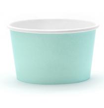 Pots de Présentation en Papier Vert Pastel Mint Menthe