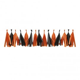 10 Ballons assortis latex Halloween Premium