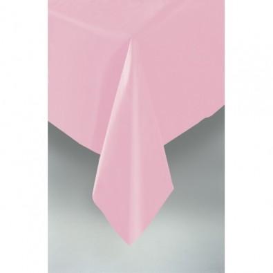 Nappe Plastique Rose Lavable