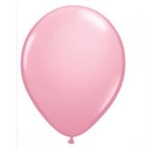 6 Ballons Gonflables Latex Rose Nacrés Fête