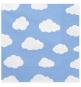 20 Serviettes Nuage Bleu et Blanc - Petit Avion