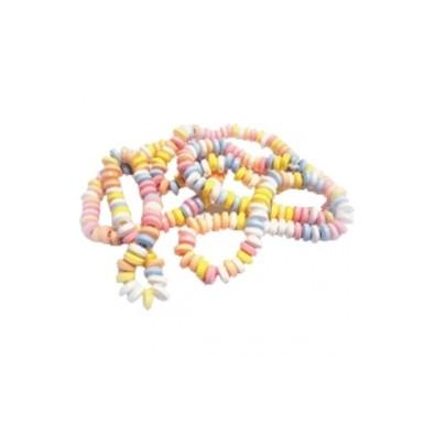 10 Colliers de Bonbons Pastel