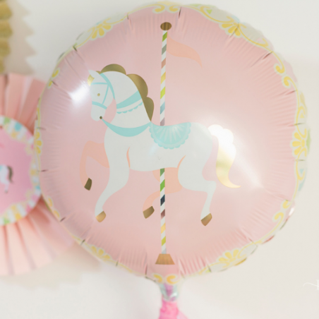 Baby Shower Carrousel