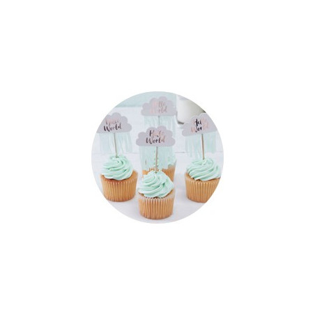 Piques Cup Cakes