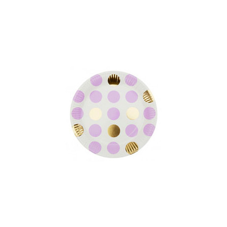 Pois Parme - Collection anniversaire Girly