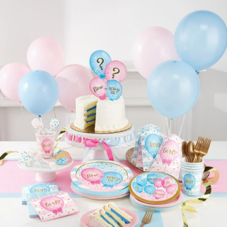 Fille ou Garçon : ballons boy or girl? Gender Reveal Party