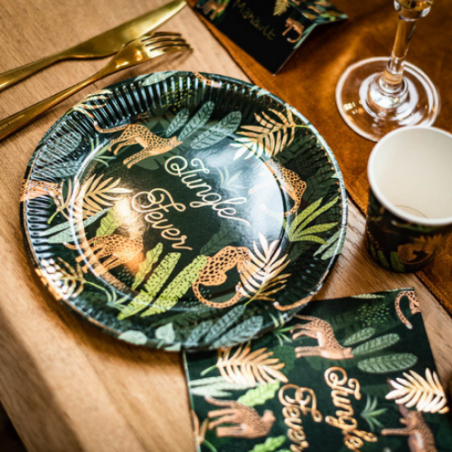 Jungle Fever Chic - Anniversaire Fille