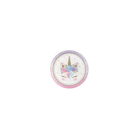 Baby Unicorn - Anniversaire Girly Licorne