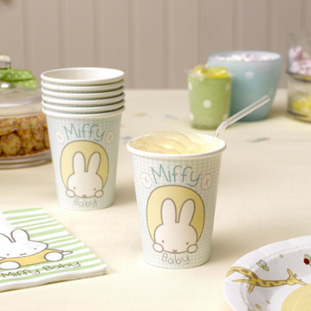 Baby Shower Lapin Miffy