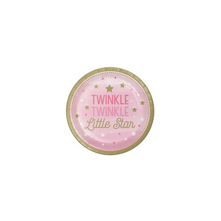 Little Star Party Pastel Pink