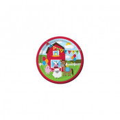 Animaux de la Ferme Anniversaire pour Enfant 3 - 4 ans