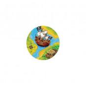 Carte aux Trésors Pirates Anniversaire pour enfants