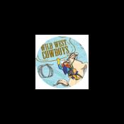 Anniversaire Cowboy Western 3 - 4 ans