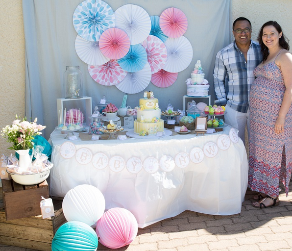 Baby Shower Exterieur